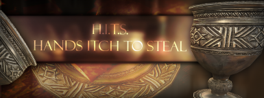 H.I.T.S. - Hands Itch To Steal - A Silverware Worthy Of The Nords