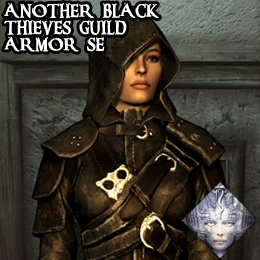 Another Black Thieves Guild Armor SE