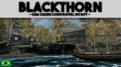Blackthorn - A Buildable Town in The Rift (SE) PT-BR