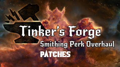Tinker's Forge - Patches