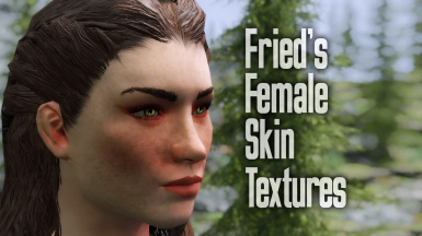 Fried's Female Skin Textures