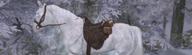 PermaFrost - Frost Mesh Replacer (White Glowing Eyes)