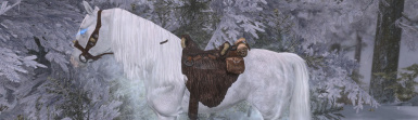 PermaFrost - Frost Mesh Replacer (Swift Steeds - Blue Glowing Eyes)