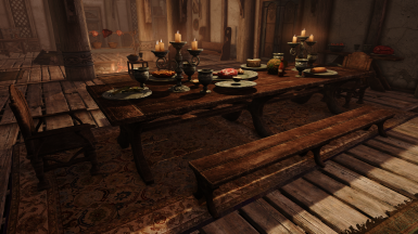Skyrim 3D Furniture