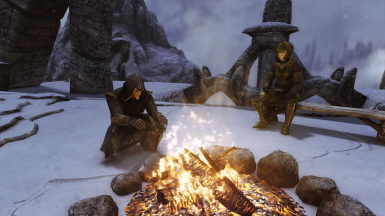 This Skyrim is so Cold!!