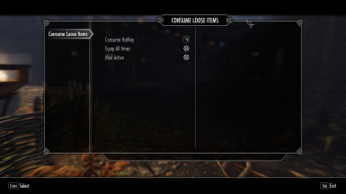 Consume Loose Items SSE