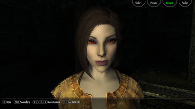 Syla (Dark Elf Dunmer Female) - RaceMenu Preset