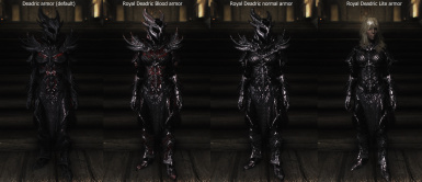 Daedric Armor and Weapon Improvement Deutsch