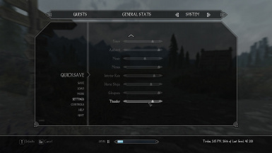 Climates of Tamriel - Bug Fixes SE
