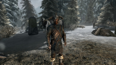 Civil War Stormcloak Outfit Replacer