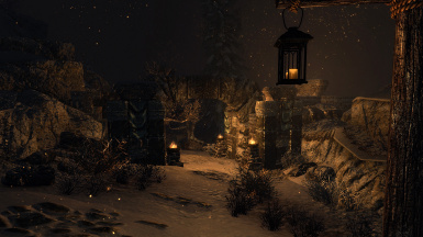 A Blizzard is about to hit Winterhold