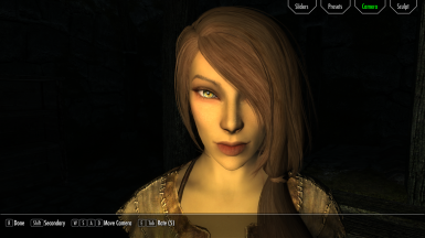 Esra (High Elf Altmer Female) - RaceMenu Preset