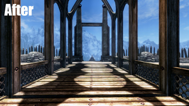 Dragonsreach bridge after 720p