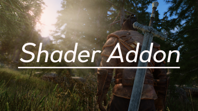 Ady's Shader Addon for any ENB