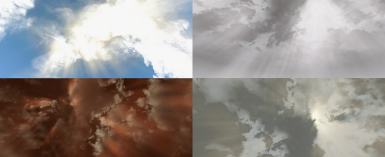 test with various weathers
