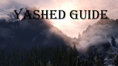 YASHed Guide