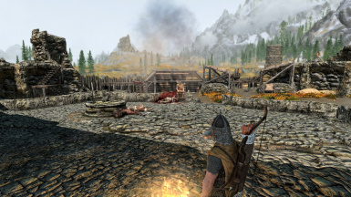 Fort Greymoor, recaptured for the 20th time this month