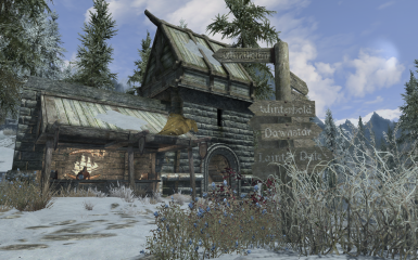 Skyrim Trading Posts Remastered - SSE