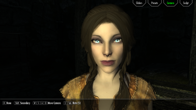 Sana (Dark Elf Dunmer Female) - RaceMenu Preset