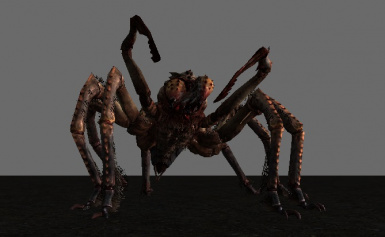 The Arachnid you wish could be unmade!