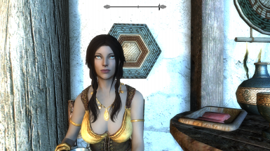 Sana (Dark Elf Dunmer) - NPC Follower
