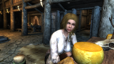 Hana (Female Nord) - NPC Follower