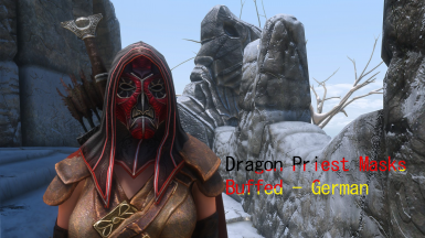 Dragon Priest Masks Buffed - German