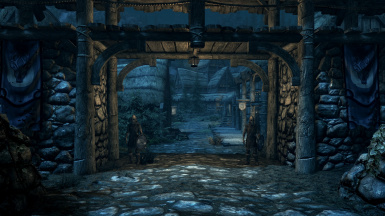 Lanterns of Skyrim SE