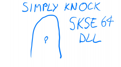 Simply Knock SKSE64 DLL