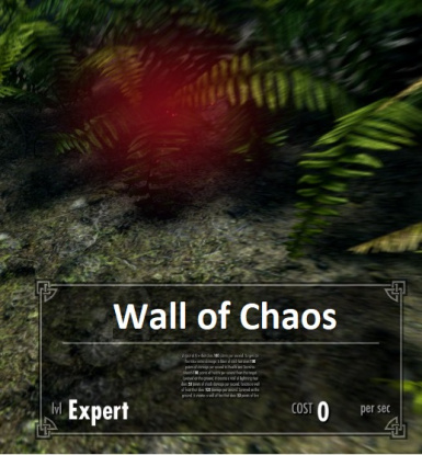 BakuraiZeros Chaos Wall n Shield of The Just