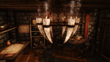 Medieval Candlehorns and Sconces