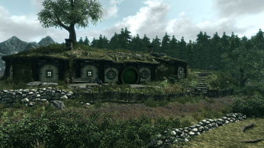 The Elder Scrolls V MIDDLE-EARTH Redone SSE
