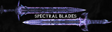 Spectral Blades - Ghostblade and Drainheart Sword