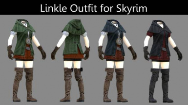 Linkle Outfit - Remove Soul Gem Requirement (ESPFE)