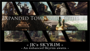JK's Skyrim - ETaC - Patches