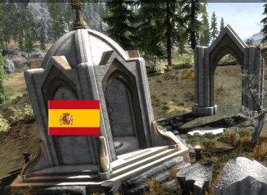 Skyrim Wayshrines - SWIFT SE - SPANISH TRANSLATION