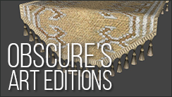 Obscure's Art Editions - Tablecloths