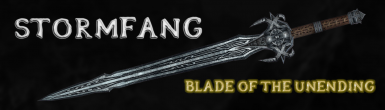 Stormfang - Blade of the Unending