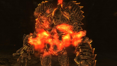 Bone Colossus- Mihail Monsters and Animals (SSE PORT)