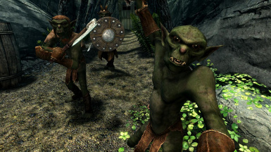 Goblins- Mihail Monsters and Animals (SSE PORT)
