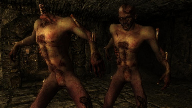 Zombies- Mihail Monsters and Animals (SSE PORT)