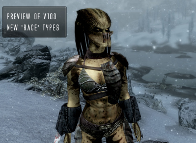 Female Yautja