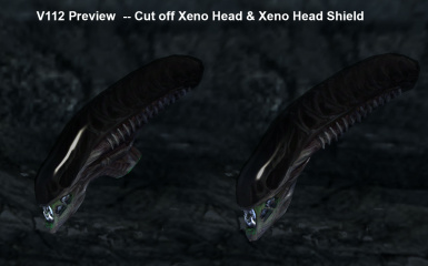 Xeno Head and Xeno Shield