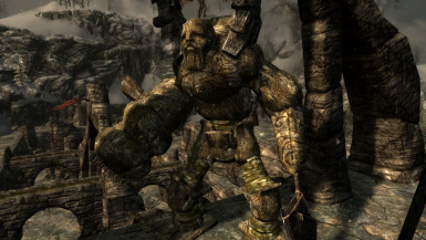Ancient Nordic Sentinel- Mihail Monsters and Animals (SSE PORT)