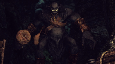 Ogres- Mihail Monsters and Animals (SSE PORT)