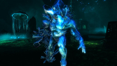 Crystal Golems - Mihail Monsters and Animals (SSE PORT)