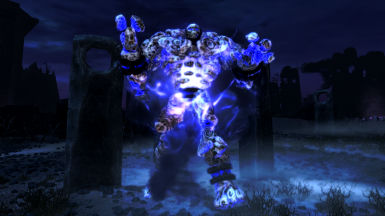 Storm Golem- Mihail Monsters and Animals (SSE PORT)