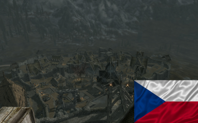 Open Cities Skyrim - SSE - Czech Translation