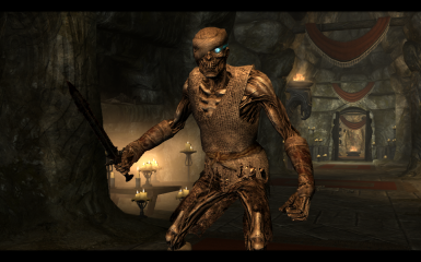 Draugr - new in v5