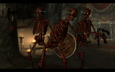 Bloody Skeletons new in v6_1